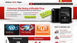 Online Webpage Websites