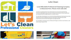 Online Webpage Websites Lets Clean