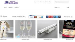 Online Webpage Websites Precious Memories Forever