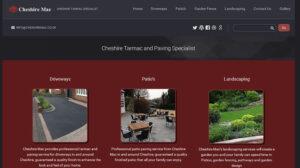 Online Webpage Websites cheshirre mac