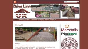 Online Webpage Websites drive line