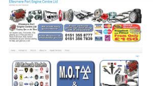 Online Webpage Websites ellesmere port engine centre ltd