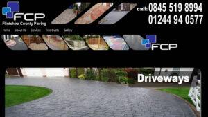 Online Webpage Websites flintshire county paving